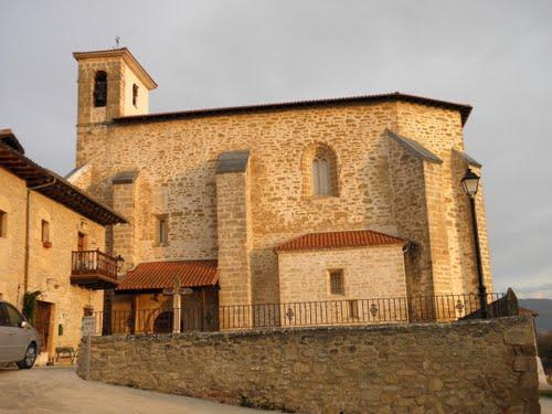 Iglesia Nuestra Sra. de la Asuncion Antezana de la Ribera ( Alava )6