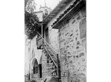 Iglesia parroquial de La Purísima Concepción. (Escota-Haizkoeta