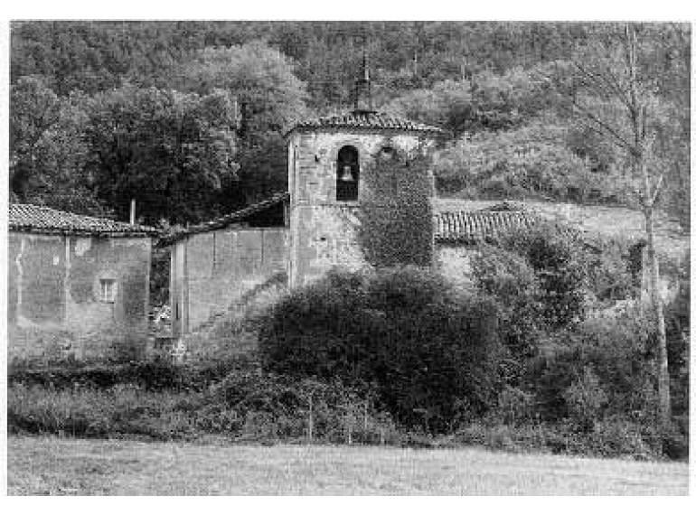 Iglesia de Santa Coloma (Paúl)