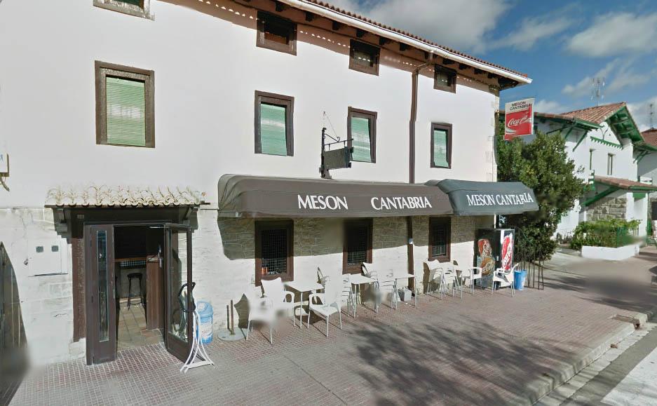 Bar Restaurante Mesón Cantabria (Pobes)