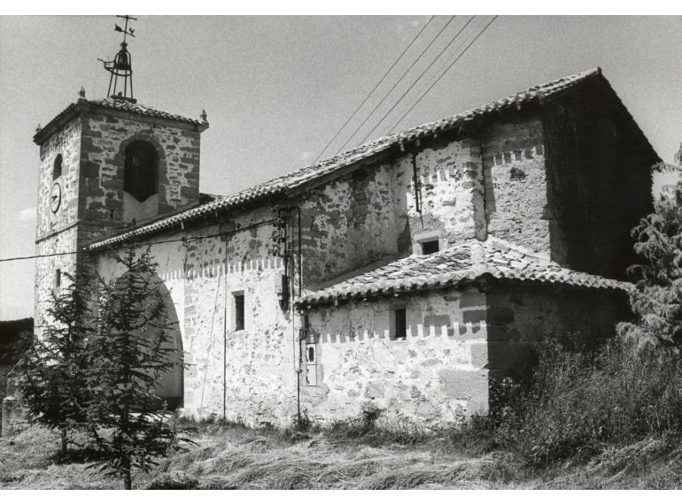 Iglesia parroquial de la Visitación de Nuestra Señora ( Arbigano )