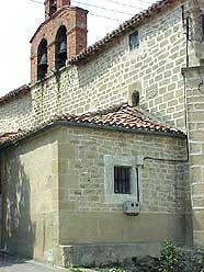 Iglesia de Santa Eulalia (Leciñana de Oca)