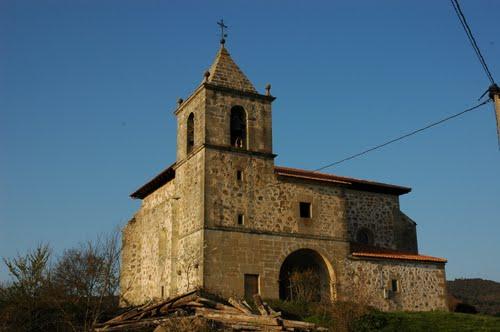 Iglesia de Santa Eulalia (Viloria)