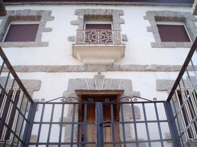 Casa Rural «Landetxe Pobes» (Pobes)