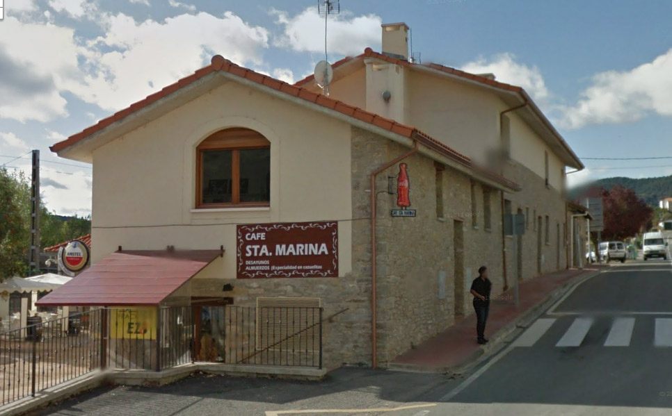 "Bar ""Café Santa Marina"" (Pobes)"