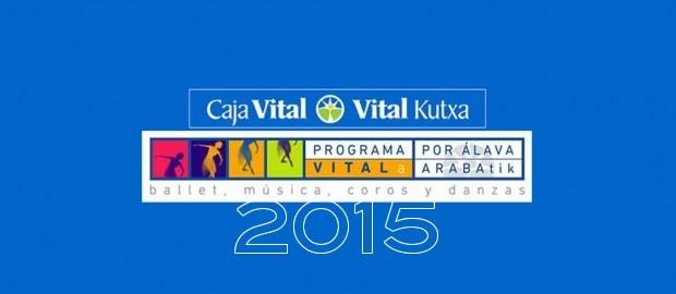 Programa VITAL POR ALAVA, con el grupo «JUNKEBOX» el día 25 de julio 2015