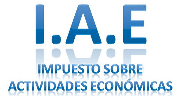 Cobro de los recibos correspondientes al ejercicio 2020 del Impuesto sobre Actividades Económicas.